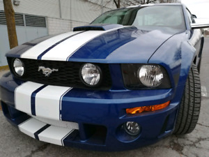 MUSTANG GT CALIFORNIA SPECIAL 18 200 KM!!!
