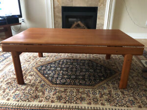 Selling Different Pieces of Teak Furniture