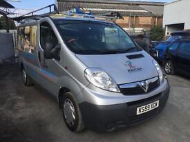 2010 Vauxhall Vivaro 2.0CDTI [115PS] Van 2.7t 5 door Panel Van