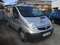2010 Vauxhall Vivaro 2.0CDTI [115PS] Van 2.7t 5 door Panel Van
