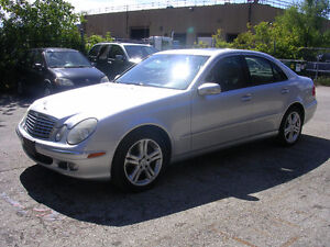 2006 Mercedes-Benz E-Class e350 4matic Sedan- LIKE NEW