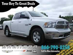 2015 Ram 1500 SLT - Bluetooth -  Power Windows -  Power Locks