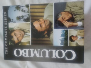 Columbo: The Complete Series Seasons 1-7 (DVD, 34-Disc Set)