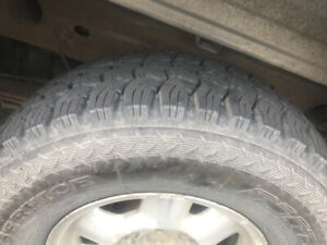 245/R16 all four tires for $500
