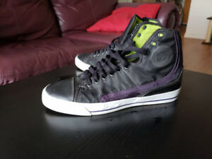 PF Flyer High Top Sneakers - Barely Worn