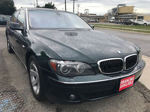 2008 BMW 750Li TOP OF THE LINE MODEL,CERTIFIED, CLEAN CARPROOF