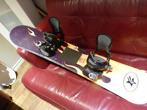 Youth Snowboard c/w Bindings