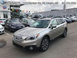 2015 Subaru Outback 2.5i Limited  - Leather Seats -  Sunroof -