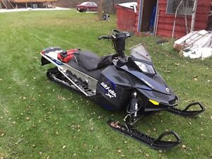 2009 skidoo summit x 154