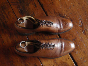 Mint Dacks Quality Buffalo Leather Dress Shoes S10.5 - $79 West Island Greater Montréal image 5