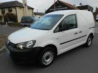 2014 Volkswagen Caddy C20 Plus Startline TDI Only * 39K Miles *