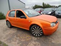 VW GOLF GTI 2.0 PETROL 5 DOOR HATCHBACK SPARES AND REPAIRS