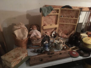 """Garage Sale Selling """"Dadzoldstuff"""" Antiques Collectibles Tools +"""