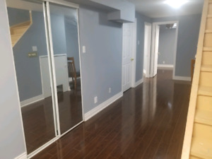 Basement for rent in bramption