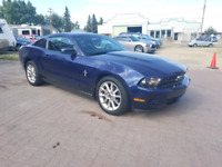 **2010 FORD MUSTANG GLASS ROOF V6,  6 MONTH WARRANTY INCLUDED **