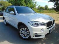 2014 BMW X5 xDrive30d SE 5dr Auto [7 Seat] 7 Seats! White Metallic! Cam! 5 do...