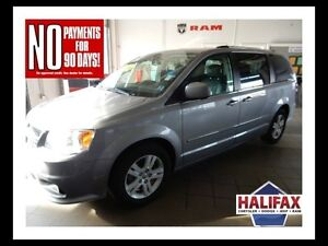 2016 Dodge GRAND CARAVAN Crew Plus dual dvd