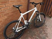 mountain bike carrera kraken 7005t6 22""""