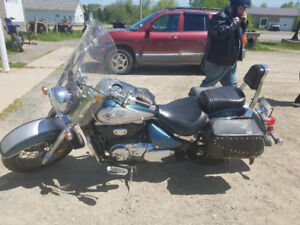 2003 Suzuki Volusia 800 $2599