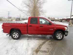 2008 Dodge Power Ram 1500 TRX4 Pickup Truck