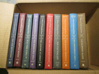 A Series of Unfortunate Events Books 1 to 10