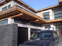 SIDING, SOFFIT, FASCIA AND EAVESTROUGH SERVICES AVAILABLE