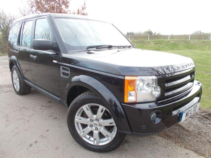 2008 Land Rover Discovery 2 7 Td V6 Hse 5dr Auto 3 X Sun