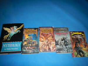 misc mythology books