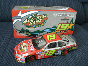 INTREPID 2004 NHL ALL STAR HOCKEY/NASCAR DODGE MOPAR