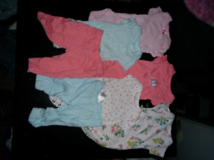 Newborn Girls outfits
