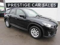 2014 Mazda CX-5 2.2 TD SE-L Lux 2WD 5dr Diesel black Manual