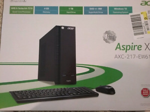 Acer Aspire X AXC-217-EW61 *BRAND NEW, NEVER USED*