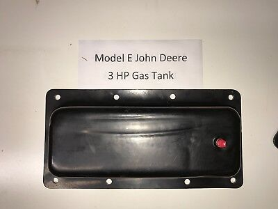 John Deere Model E Hit And Miss Engine 3 Hp Gas Tank