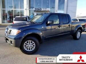 2017 Nissan Frontier SV  DOUBLE CAB-A/C-POWER GROUP