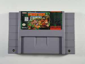 SNES Donkey Kong Country