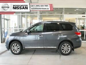 2014 Nissan Pathfinder SL  -  Bluetooth -  Heated Seats - $160.3