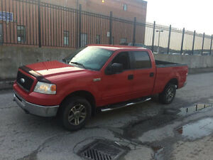 2006 Ford F-150 SuperCrew 4X4 SUPERCREW SUV, Crossover