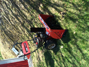 Mastercraft Snowblower For Sale