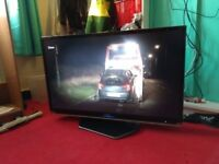 "Toshiba 40""lcd tv with freeview"