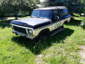 1978 ford branco 4x4 for parts lots of great parts