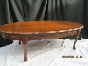 Queen Anne Coffe Table
