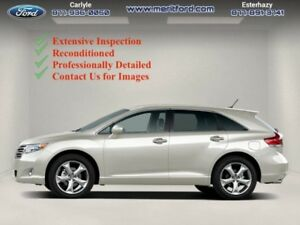 2009 Toyota Venza   - local - trade-in - sk tax paid