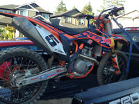 2013 KTM 450 SXF Ryan Dungey Factory Edition