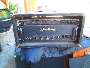 dean markley 400 watt bass amp