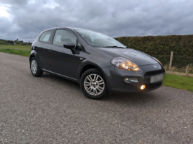 Fiat Punto 2014 - 30k miles - Bluetooth / Cruise