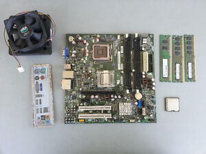 Motherboard, CPU, and RAM Combo  $40 OBO