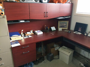 U-shape Office Desk