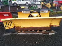 2009 FISHER XLS PLOW-USED