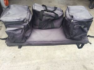 Atv rear bag/seat Kitchener / Waterloo Kitchener Area image 2