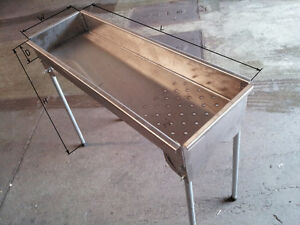 CHARCOAL BBQ NEW! Stainless Steel